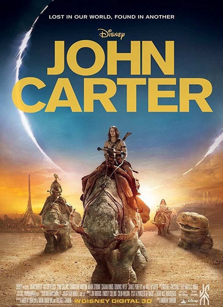Review John Carter